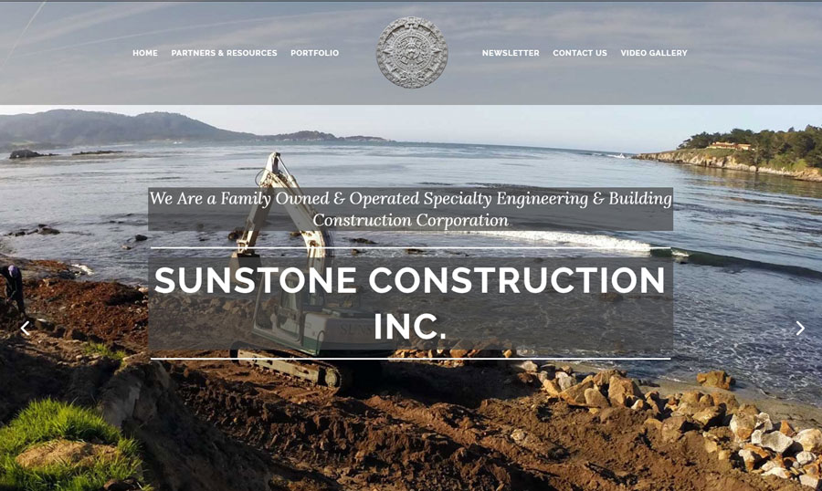 Sunstone Construction - Project Image and Video Portfolio